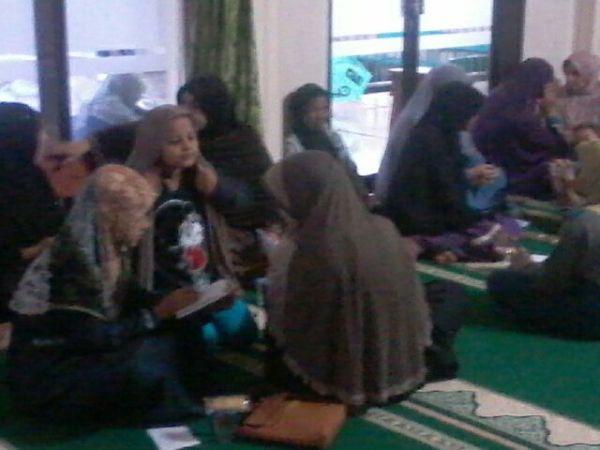 Pelatihan Di Masjid Al Irsyad Situbondo Jawa Timur