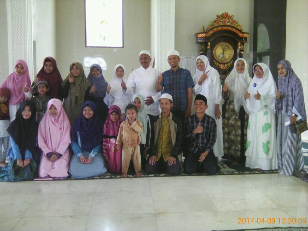 Training di Masjid Al-Firdaus Wagir Dau Malang